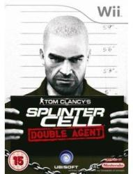 Ubisoft Tom Clancy's Splinter Cell Double Agent (Wii)