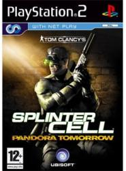 Ubisoft Tom Clancy's Splinter Cell Pandora Tomorrow (PS2)