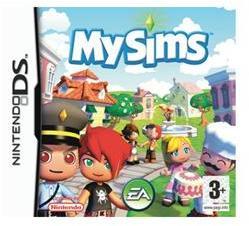 Electronic Arts MySims (Nintendo DS)