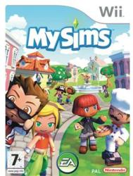 Electronic Arts MySims (Wii)