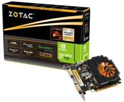 ZOTAC GeForce GT 730 SYNERGY Edition 4GB GDDR3 128bit PCIe (ZT-71109-10L)