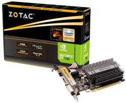 ZOTAC GeForce GT 730 4GB Zone Edition 4GB GDDR3 64bit PCIe (ZT-71115-20L)