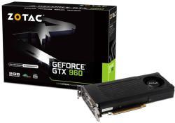 ZOTAC GeForce GTX 960 2GB GDDR5 128bit PCIe (ZT-90305-10P)