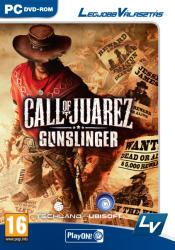 Ubisoft Call of Juarez Gunslinger [Legjobb Választás] (PC)