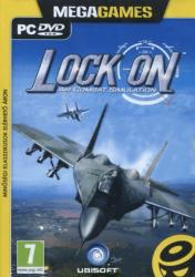 Ubisoft Lock On Air Combat Simulation [Mega Games] (PC)
