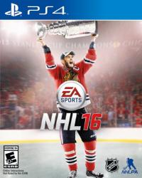 Electronic Arts NHL 16 (PS4)