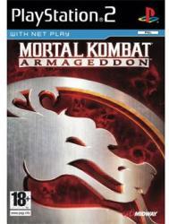 Midway Mortal Kombat Armageddon (PS2)