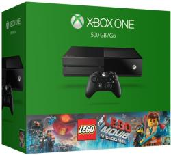 Microsoft Xbox One 500GB + The LEGO Movie