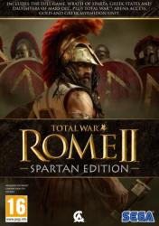 SEGA Rome II Total War [Spartan Edition] (PC)