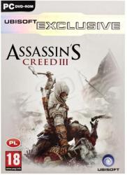 Ubisoft Assassin's Creed III [Ubisoft Exclusive] (PC)