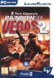 Ubisoft Tom Clancy's Rainbow Six Vegas 2 [Legjobb Választás] (PC)