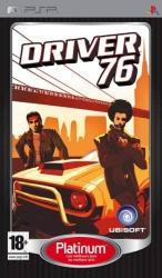 Ubisoft Driver 76 [Platinum] (PSP)