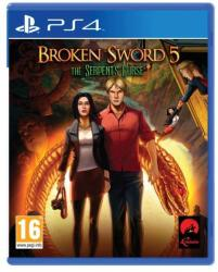 Revolution Software Broken Sword 5 The Serpent's Curse (PS4)