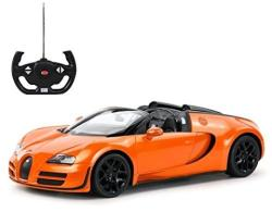 Mondo Bugatti Veyron Grand Sport Vitesse 1/14 (63262)