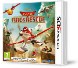 Little Orbit Disney Planes Fire & Rescue (3DS)