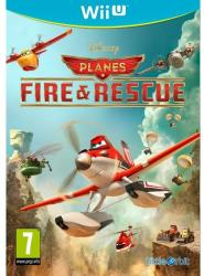 Little Orbit Disney Planes Fire & Rescue (Wii U)