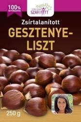 Szafi Fitt Zsírtalanított gesztenyeliszt 250g