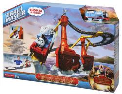 Mattel Fisher-Price Thomas Track Master Hajótörés pálya CDW87