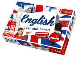 Trefl Angol - Játssz és tanulj!