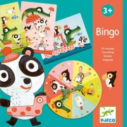 DJECO Bingo - Utazás