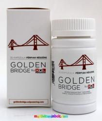 XXL Powering Golden Bridge 30 db potencia növelő kapszula - by XXL Powering