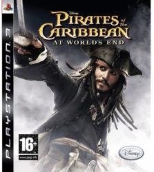 Disney Pirates of the Caribbean At World's End (PS3)