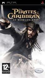 Disney Pirates of the Caribbean At World's End (PSP)