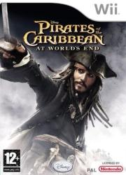 Disney Pirates of the Caribbean At World's End (Wii)