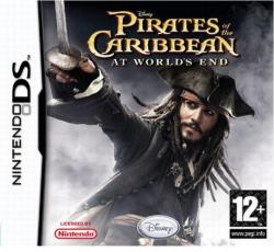 Disney Pirates of the Caribbean At World's End (Nintendo DS)