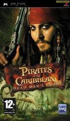 Buena Vista Pirates of the Caribbean Dead Man's Chest (PSP)