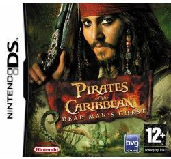 Buena Vista Pirates of the Caribbean Dead Man's Chest (Nintendo DS)