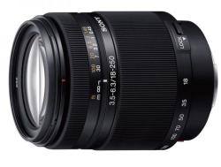 Sony SAL-18250 DT 18-250mm f/3.5-6.3