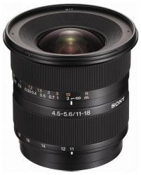 Sony SAL-1118 11-18mm f/4.5-5.6 DT