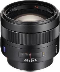Sony SAL-85F14Z 85mm f/1.4 ZA Carl Zeiss Planar T*
