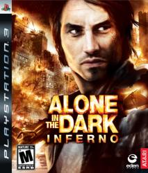 Atari Alone in the Dark Inferno (PS3)