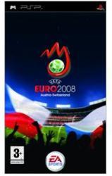 Electronic Arts UEFA Euro 2008 (PSP)