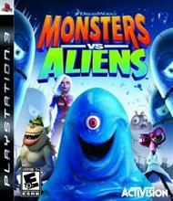 Activision Monsters vs. Aliens (PS3)