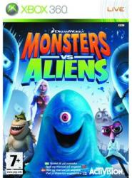 Activision Monsters vs. Aliens (Xbox 360)
