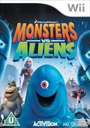 Activision Monsters vs. Aliens (Wii)