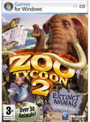 Microsoft Zoo Tycoon 2 Extinct Animals (PC)