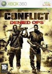 Eidos Conflict Denied Ops (Xbox 360)