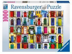 Ravensburger A világ ajtói 1000 db-os (19524)