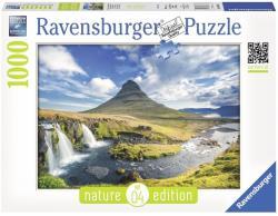 Ravensburger Nature Edition - Kirkjufell vízesés, Izland 1000 db-os (19539)