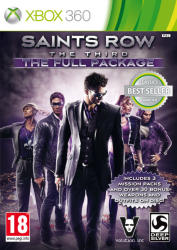 THQ Saints Row The Third [The Full Package-Classics] (Xbox 360)