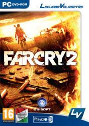 Ubisoft Far Cry 2 [Legjobb Választás] (PC)