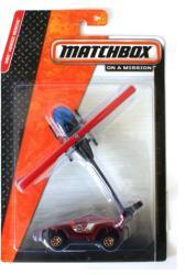 Mattel Matchbox Tűzoltó autó és helikopter - 2db-os szett