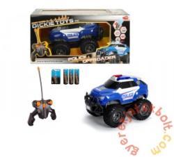 Dickie Toys terepjáró rendőrautó