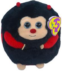 TY Inc Beanie Ballz - Dots, a katicabogár 12cm (TY38008)