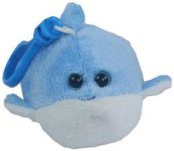 TY Inc Beanie Ballz Clip - Delfin 9cm (TY38341)