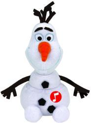 TY Inc Disney Jégvarázs - Olaf, a hóember hanggal 15cm (TY41148)